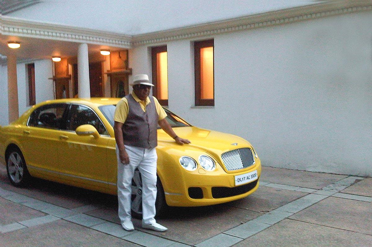 Dr. M Bhupendra Kumar Modi