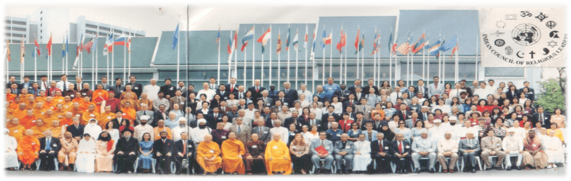 UN Millennium World Peace Summit in New York USA