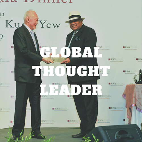 Dr. M Global Thought leader
