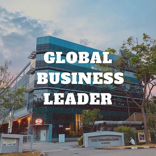 Dr. M Global Business Leader