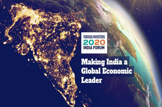 Global Business Leader Dr. M Foreign Investors India Forum